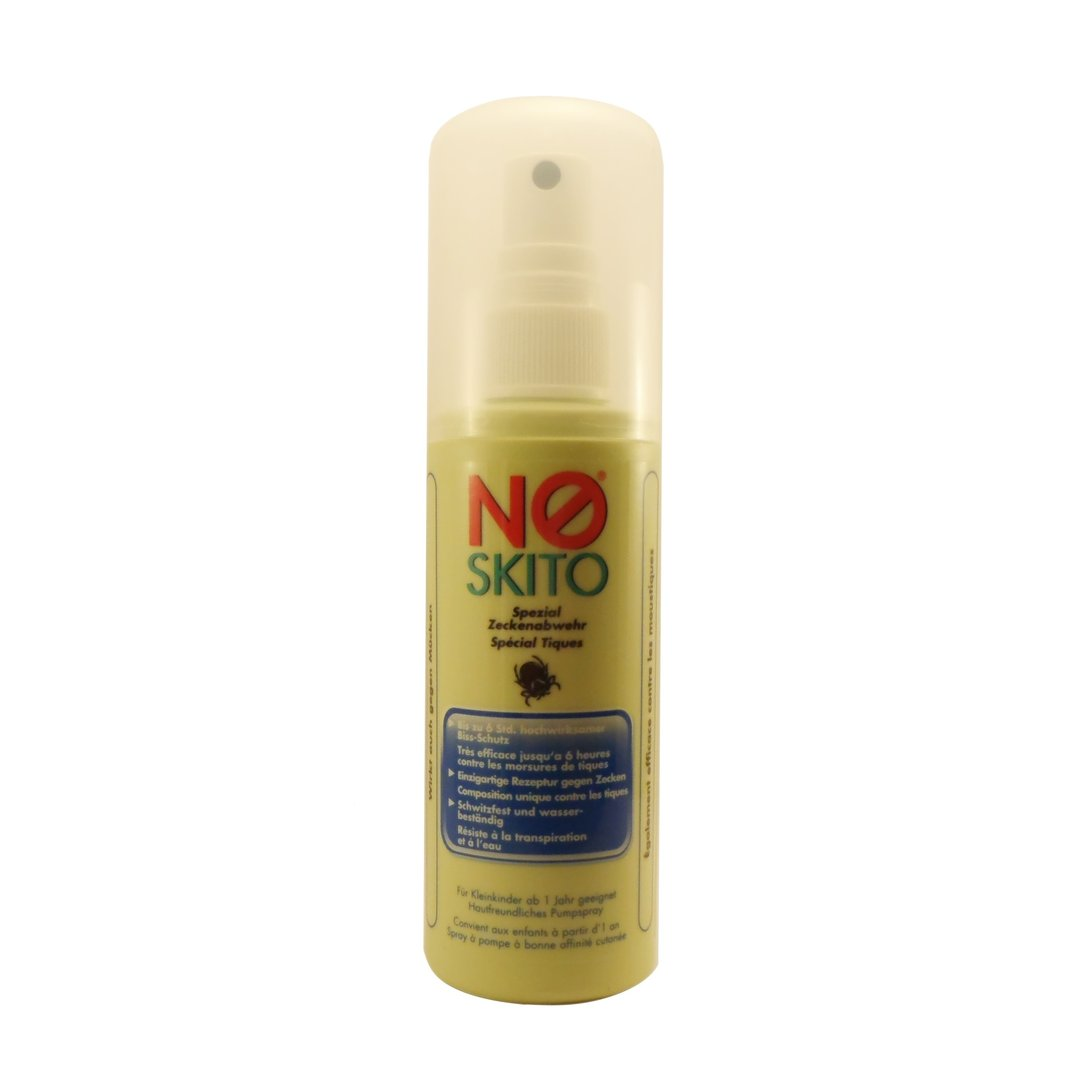 Noskito Anti Zecken / Insektenspray (100 ml)
