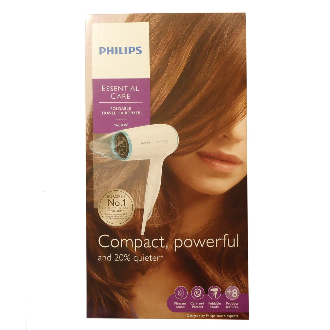 Philips Essential Care Reisehaartrockner 1600W