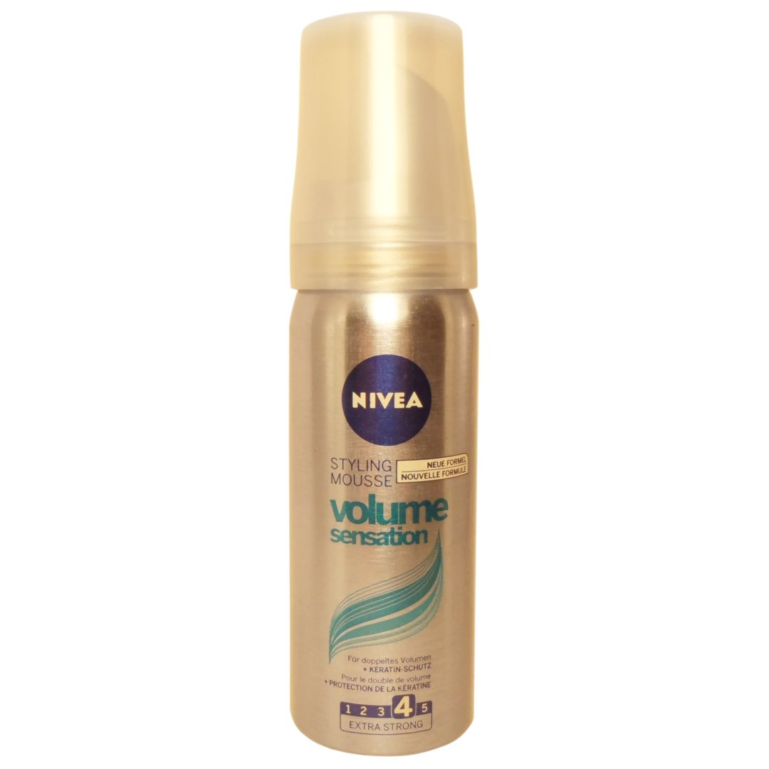 Nivea Volume Sensation Styling Mousse, Reisegrösse (50 ml)