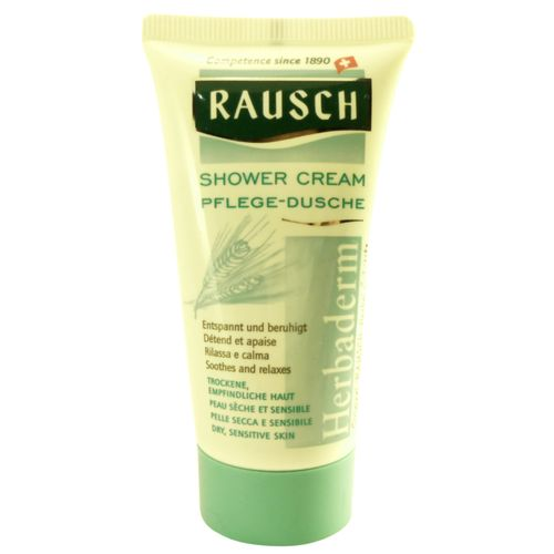 Rausch Shower Cream, Douche Soin Sensitive (50 ml)