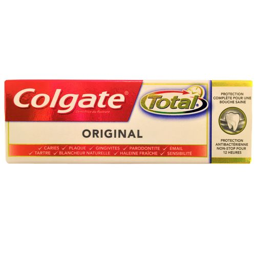 Colgate Total Original Zahnpasta (25 ml)