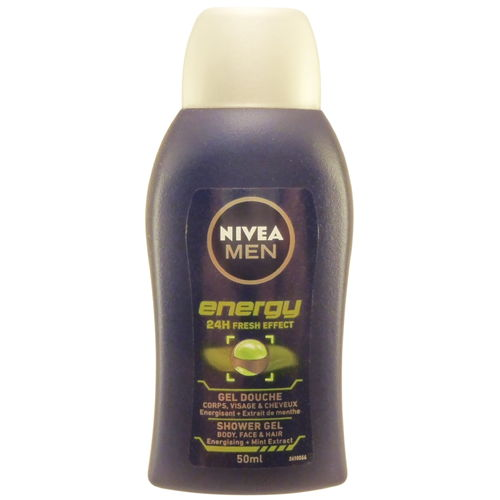 Nivea Men Energy Shower Gel Reisegrösse (50 ml)