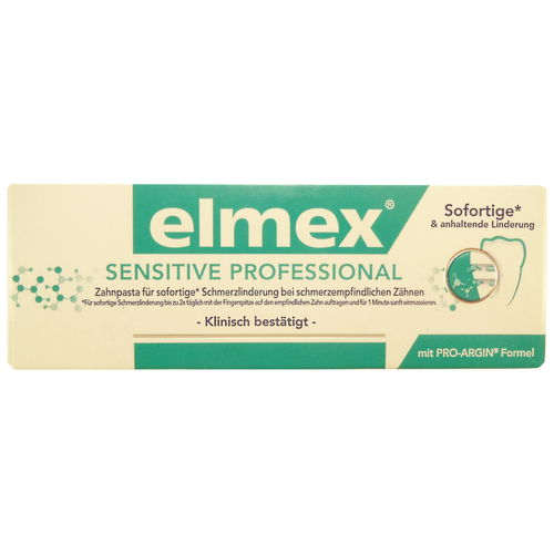 Elmex Sensitive Professional Zahnpasta Reisegrösse (20 ml)